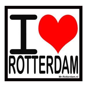 Rotterdam magneetsticker